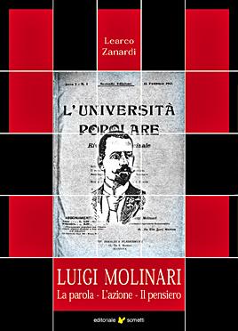 Learco Zanardi, portada de la biografía de Luigi Molinari